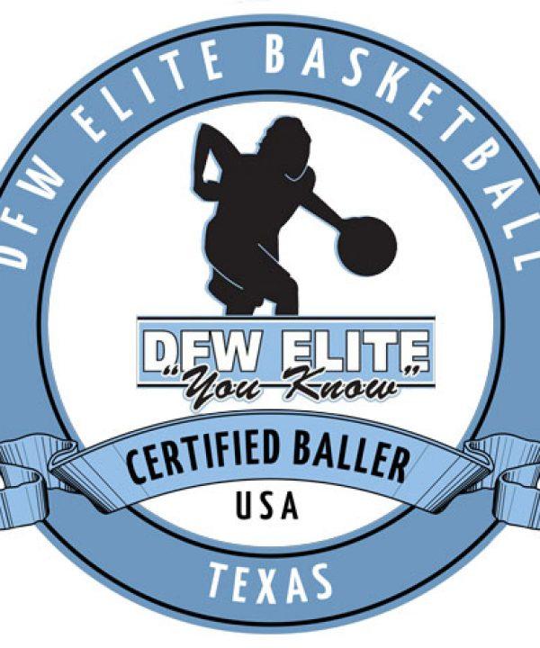 Certified Baller - DFW Elite Basketabll