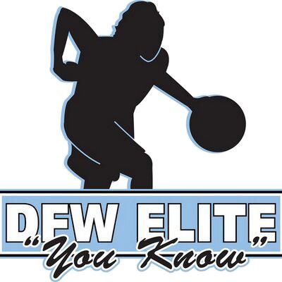 DFW Elite Basketball Logo